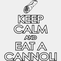 Keep Calm & Eat a Cannoli Thumbnail