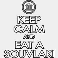 Keep Calm & Eat a Souvlaki Thumbnail