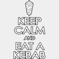 Keep Calm & Eat a Kebab Thumbnail