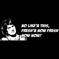 No like'a this, fresh'a now fresh now now! Thumbnail