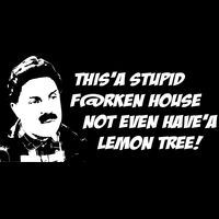This'a stupid f@rken house not even have'a lemon tree! Thumbnail